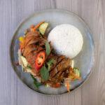 Thai Crispy Duck with Rice