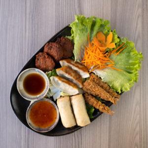 Thai Share Plate