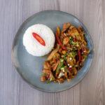 Thai Fried Chicken Cashew