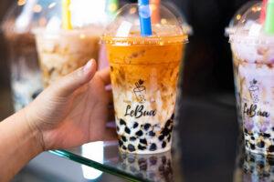 Bubble Tea by LeBua Basel